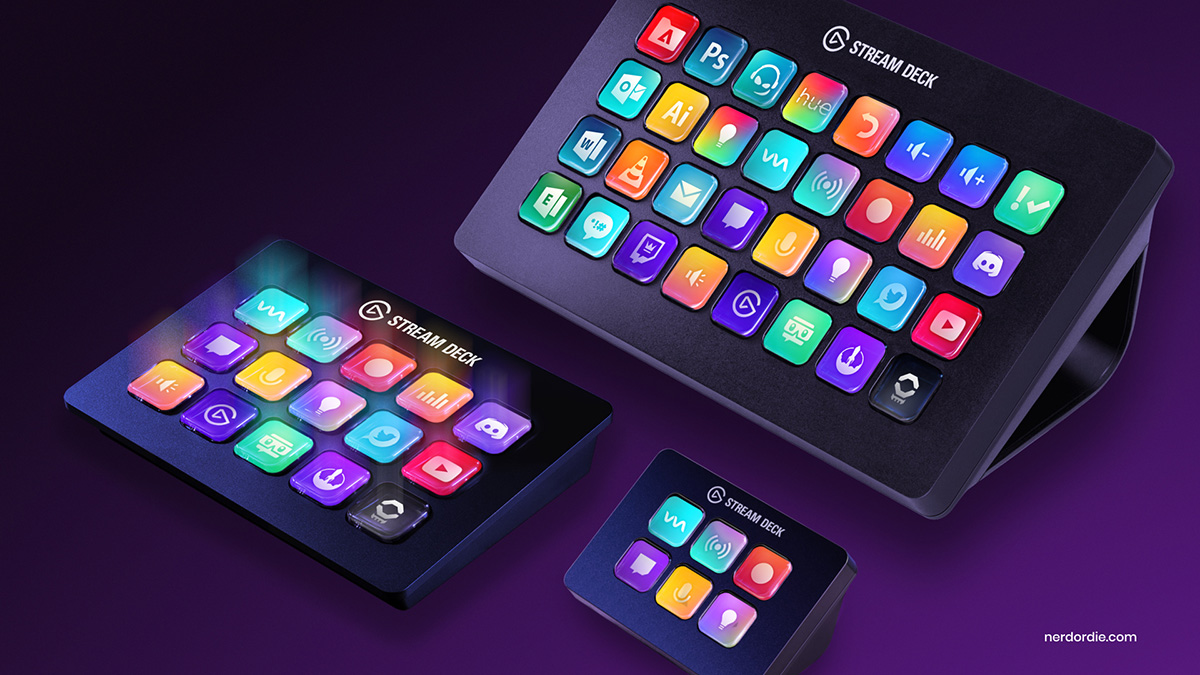 Aurora_Free_StreamDeck_Key_Icons_Elgato_Set_1