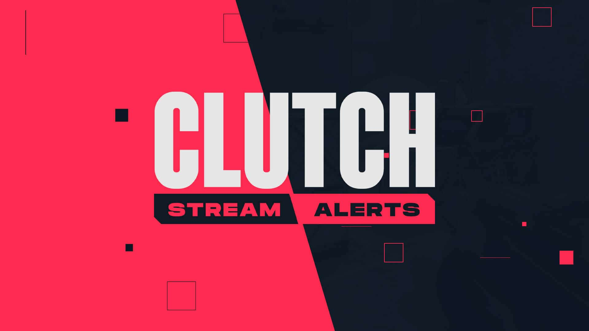 Clutch - Valorant Themed Alerts - Main Image